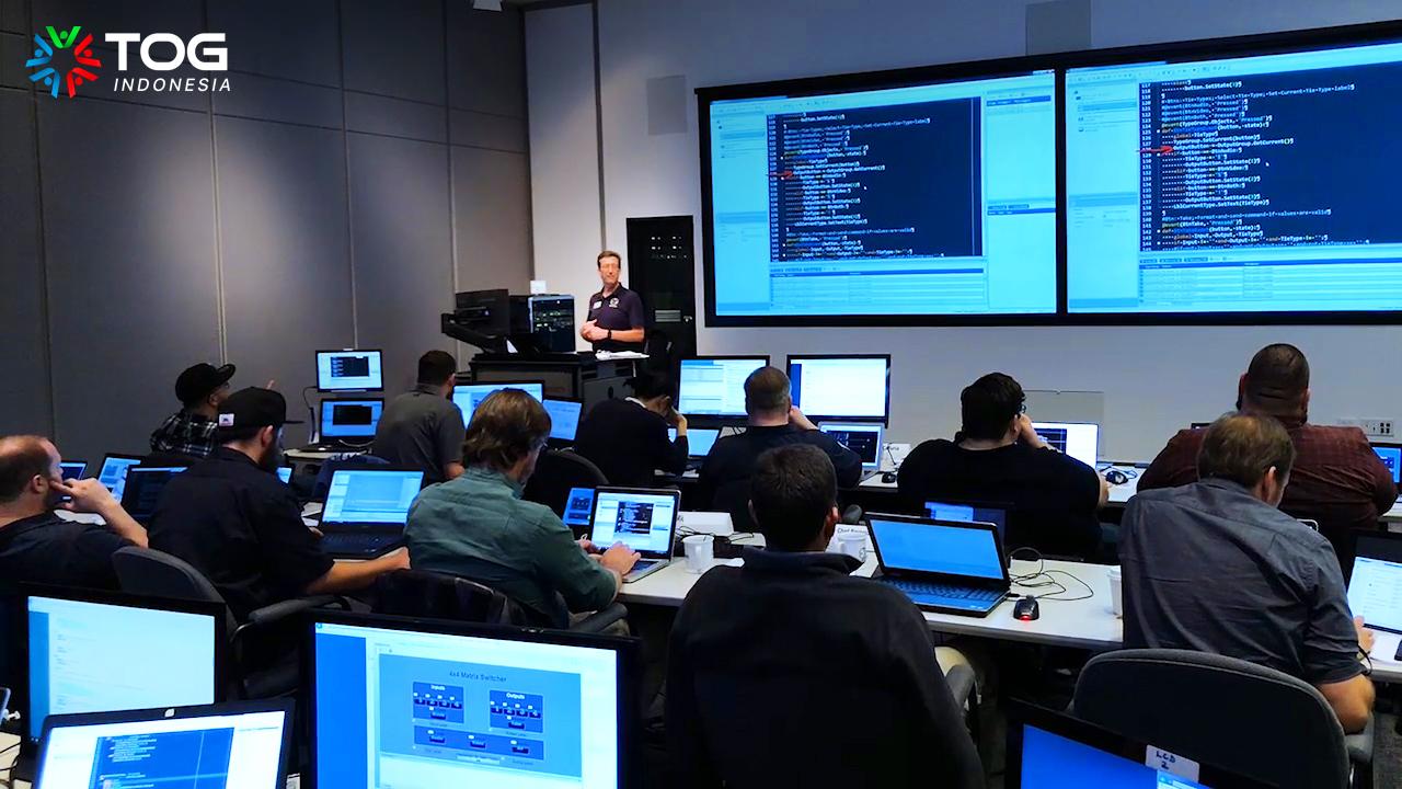training pemrograman