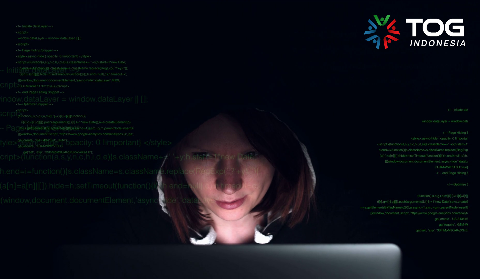 hacker cantik