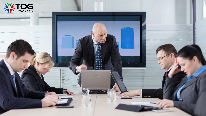 Cara Menghadapi Kualitas Bos Yang Buruk