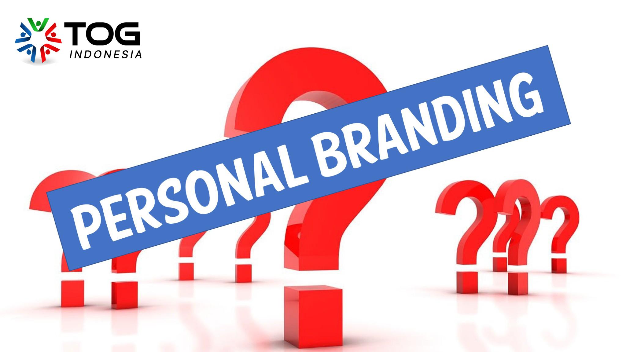 Membangun Personal Branding, Perlukah?