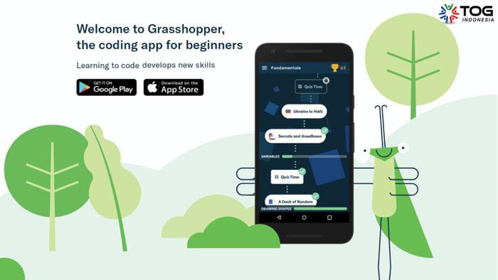 Perkenalkan Grasshopper Aplikasi Buatan Google Untuk Belajar Coding
