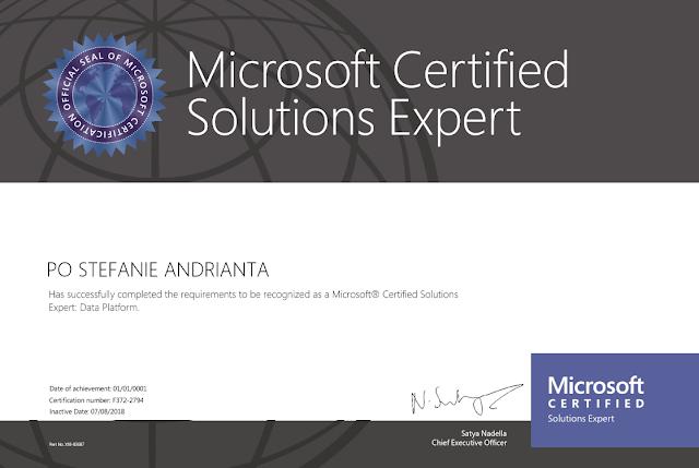 sertifikasi it