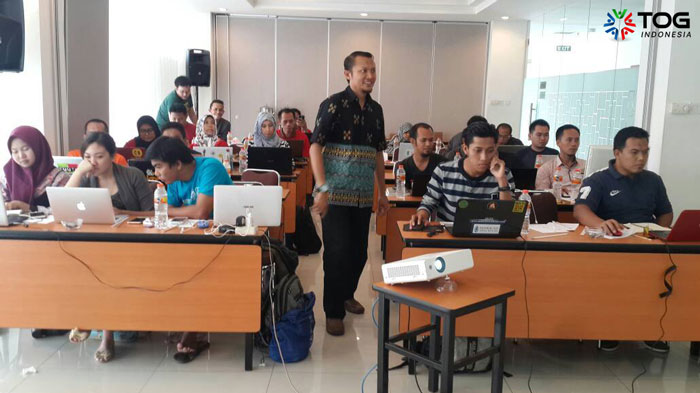 training it di Jakarta