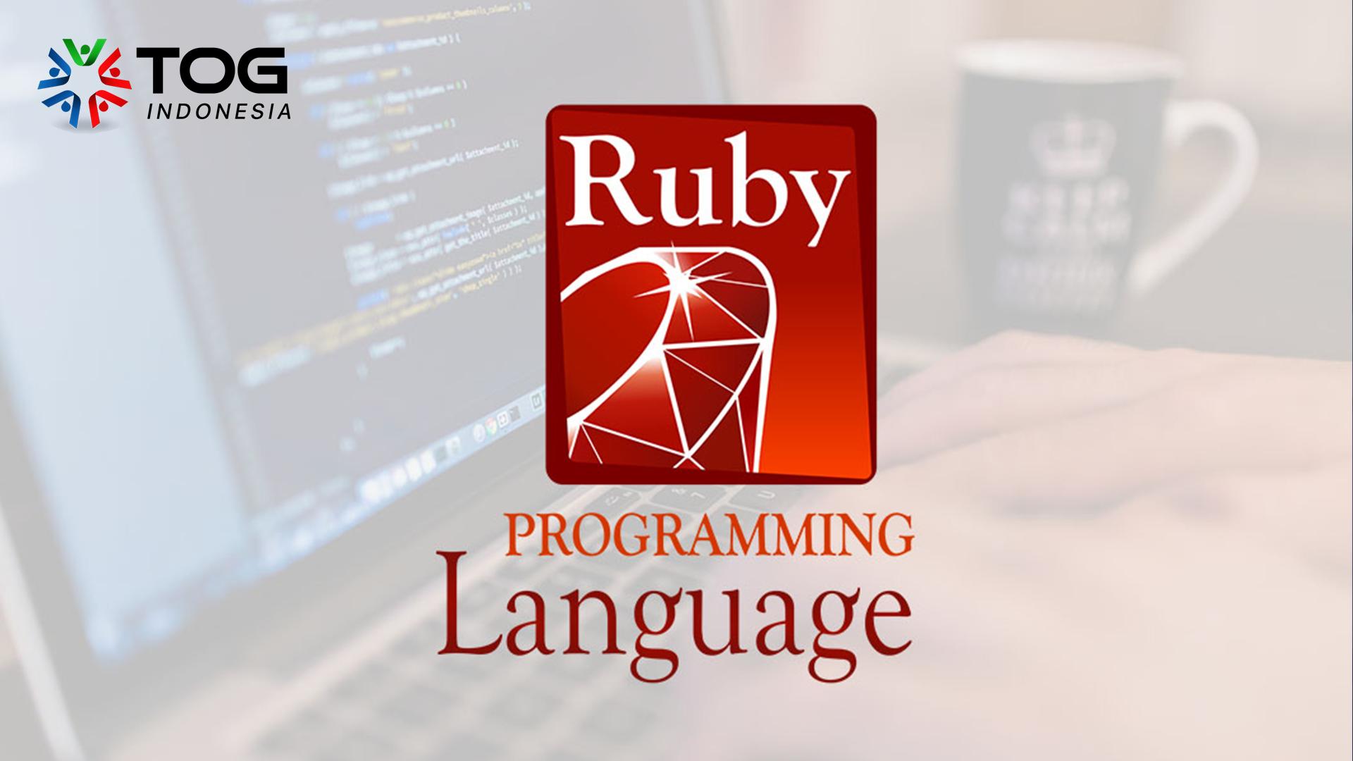 Peluang Kerja Jika Kamu Menguasai Bahasa Pemrograman Ruby
