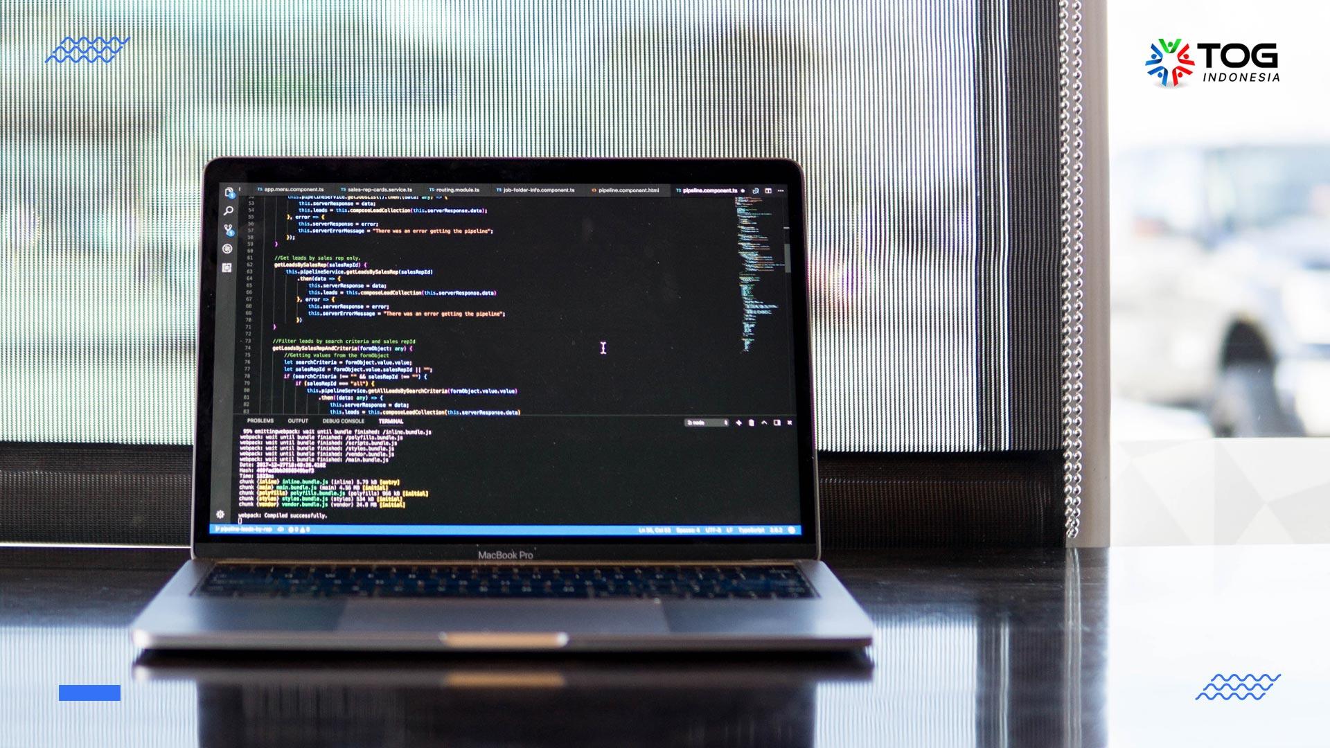 Mengenal Bahasa Pemrograman C++ yang Hasilkan Gaji Tinggi