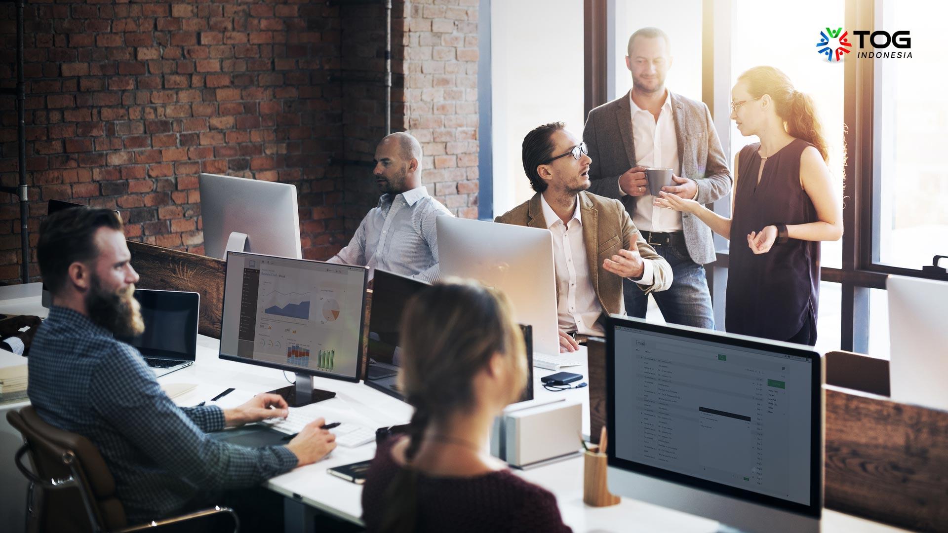 Perusahaan IT di Jakarta yang Bantu Perkembangan Bisnis Anda
