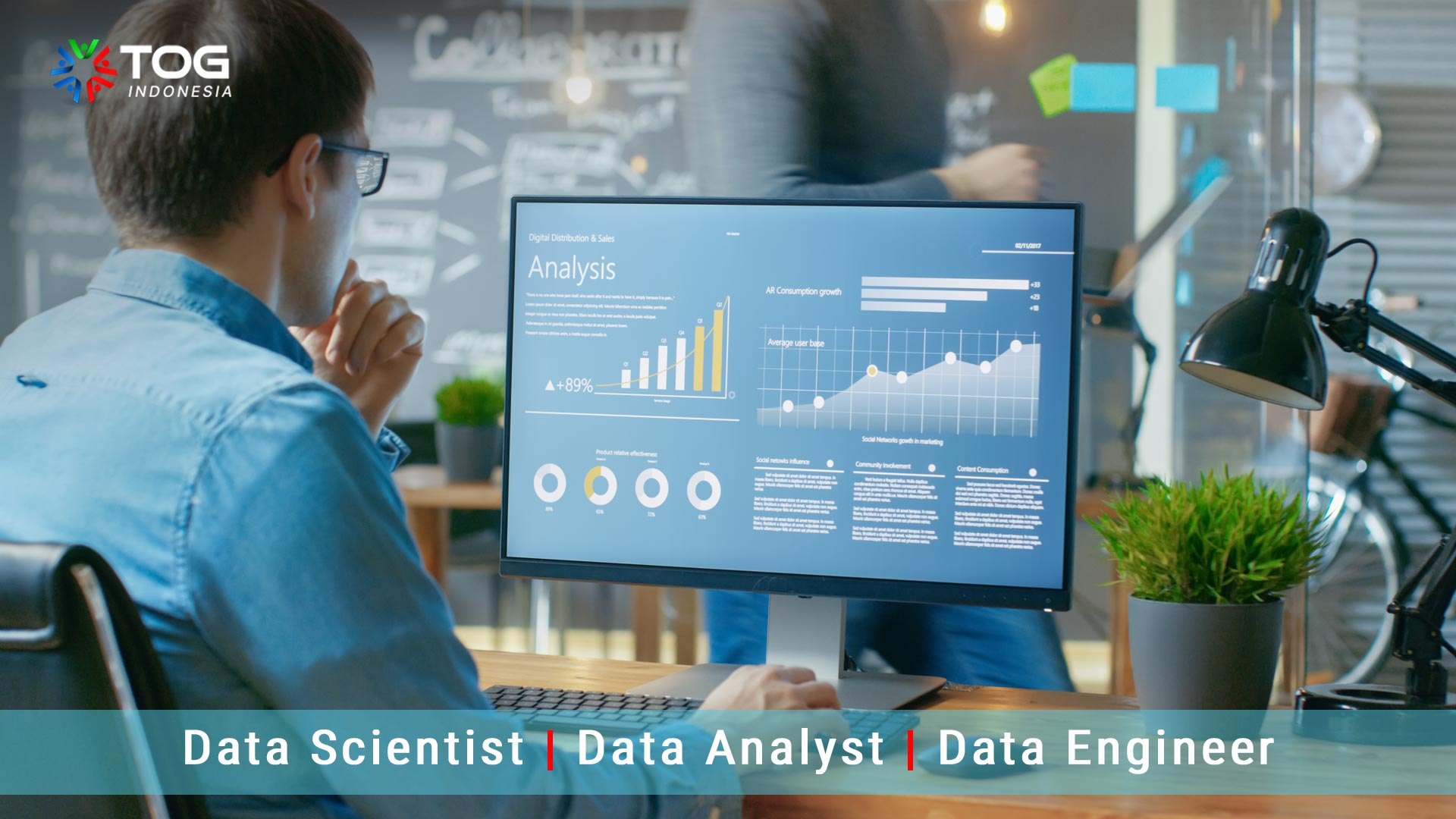 Mengenal Perbedaan Data Scientist, Data Engineer dan Data Analyst