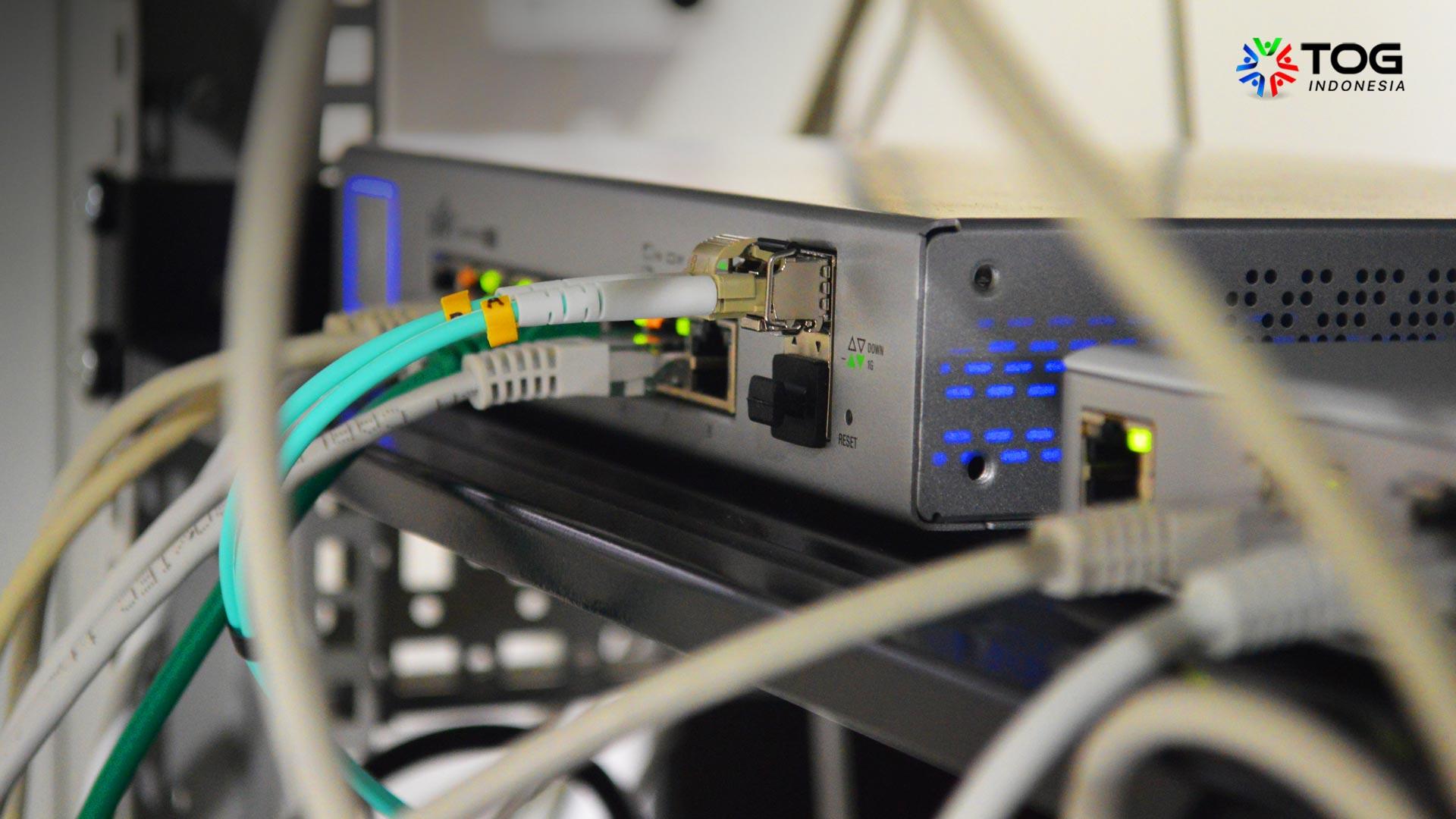 IT network engineer