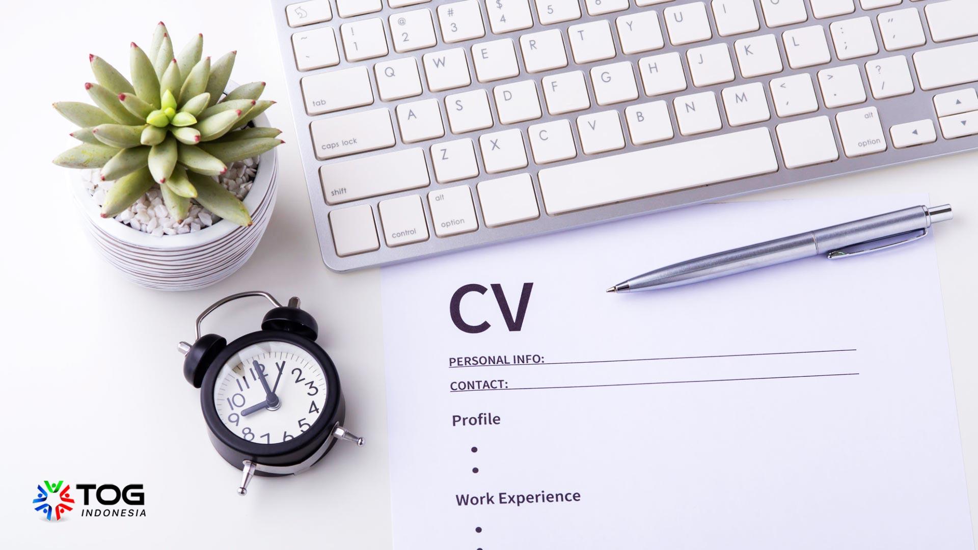 Tips Membuat CV Network Engineer yang Menarik Perusahaan Besar