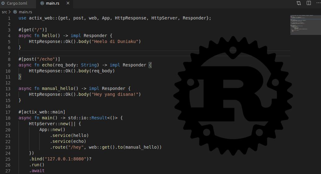 Bahasa Pemrograman Rust