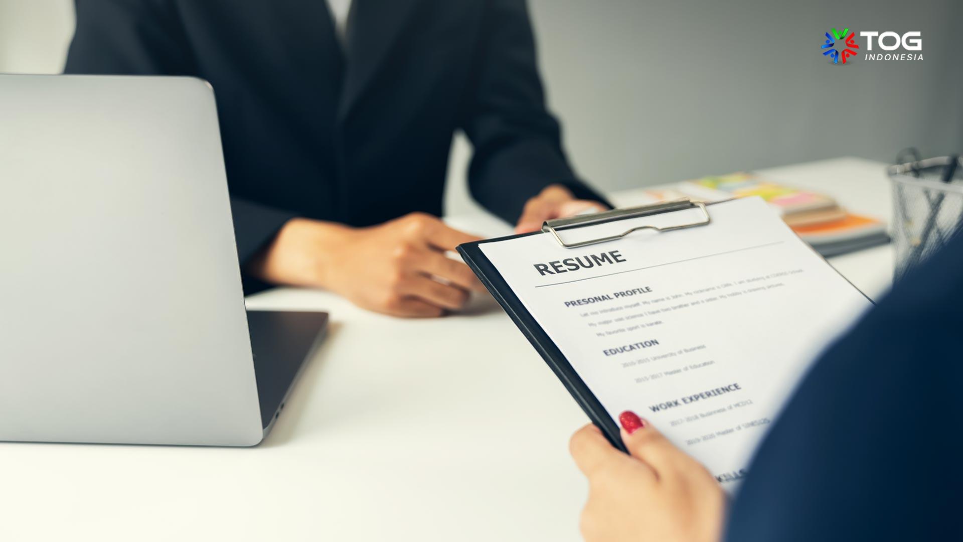 Tips Membuat Resume UX Designer yang Menarik Perusahaan Besar