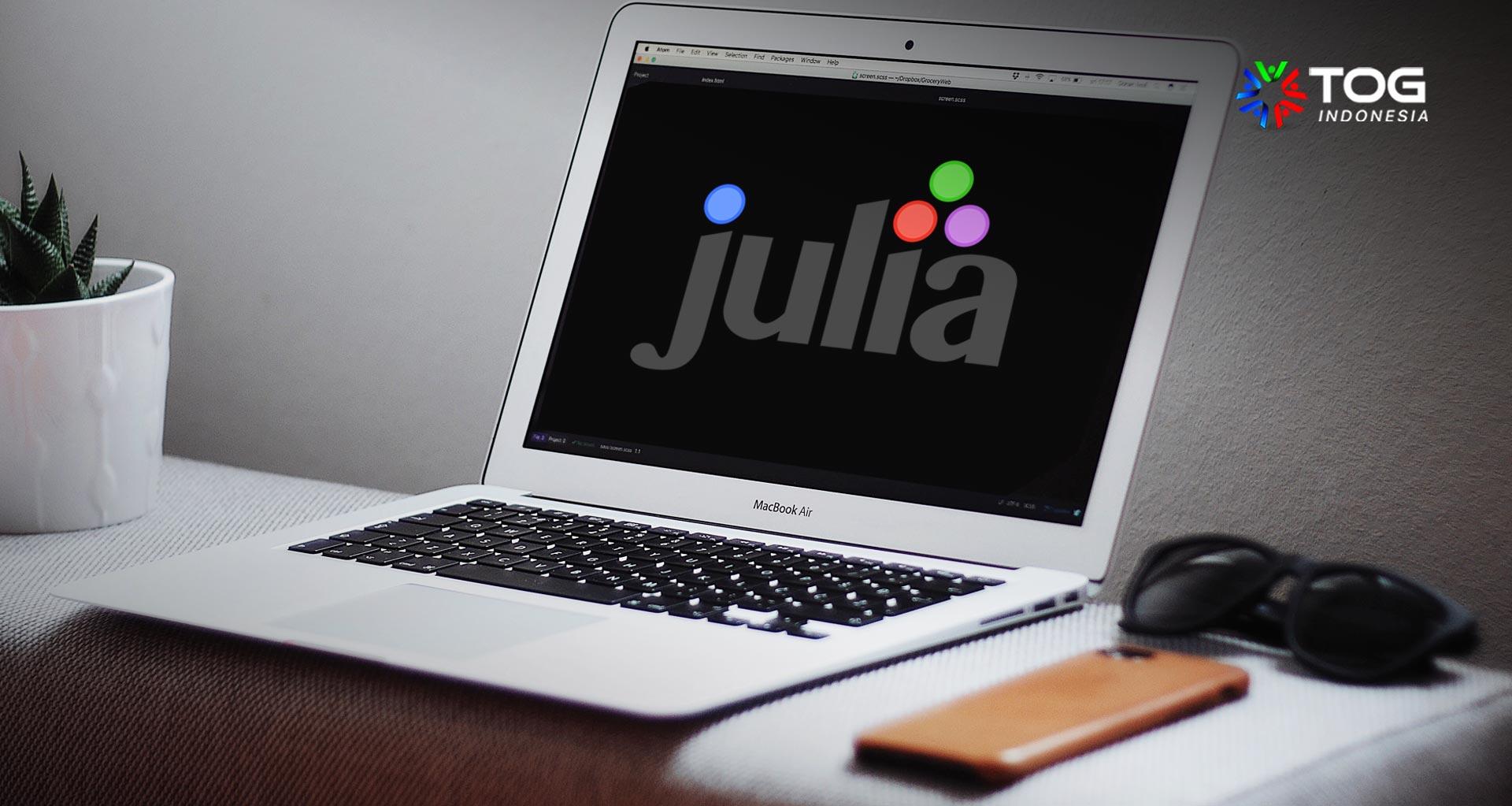 Bahasa Pemrograman Julia