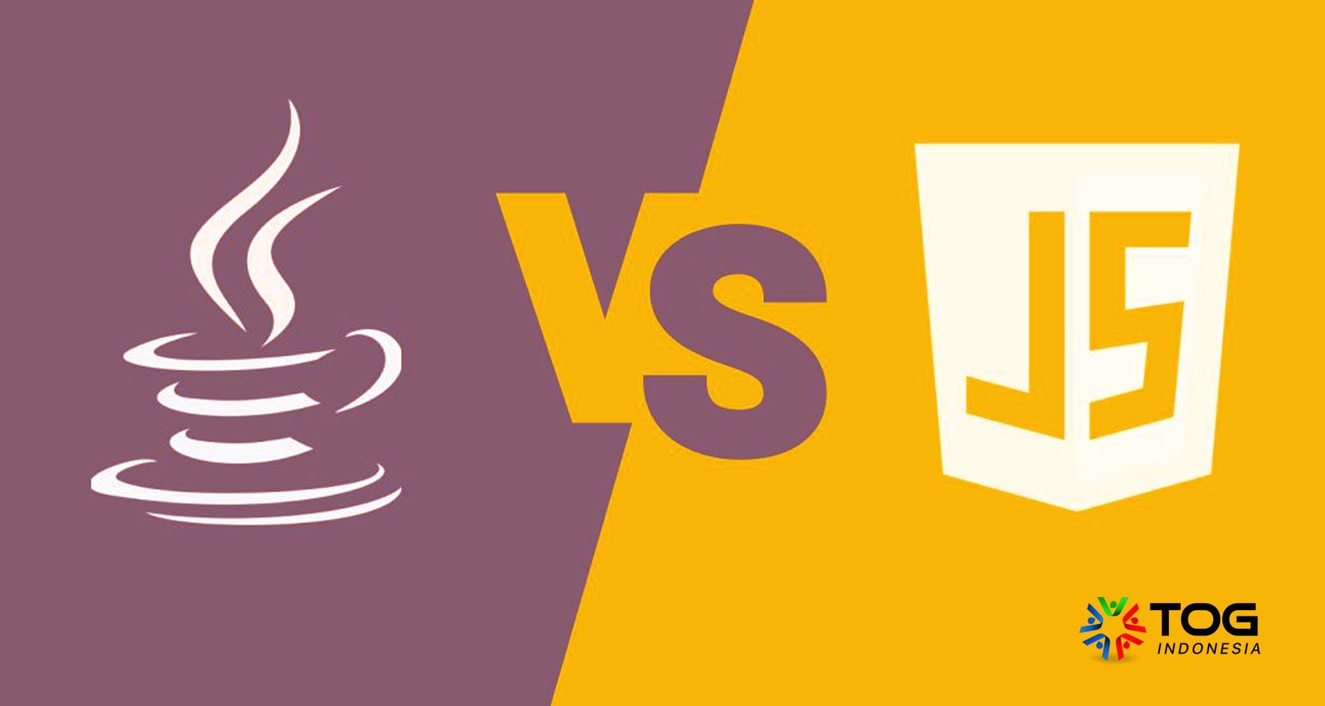Perbedaan Java dan JavaScript yang Perlu Diketahui