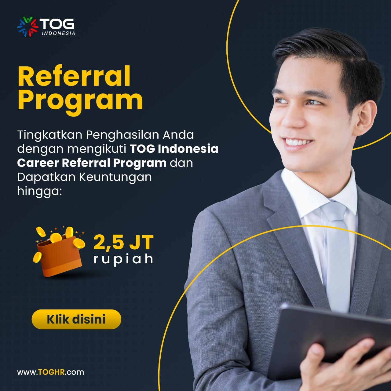 Referral Program TOG Indonesia